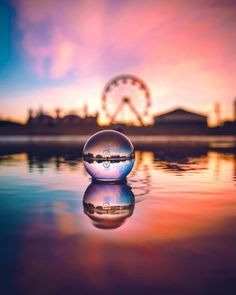 Glass Photography, Reflection Photography, Creative Photography, Amazing Photography, Nature Photography, Image Photography, Sunset Wallpaper, Scenery Wallpaper, Pretty Backgrounds