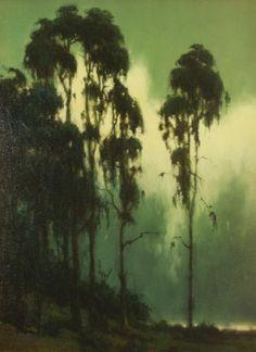 """Emerald Eucalyptus"" - Brian Blood"