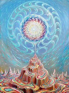 Mandala ☯∞VISI☮NARY ART∞☯