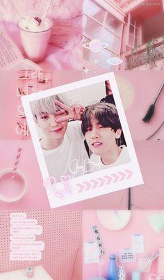 Chanbaek Fanart, Exo Chanbaek, Lock Screen Wallpaper, Wallpaper Lockscreen, Kpop, Exo Chanyeol, Yixing, Taemin, Cute Wallpapers