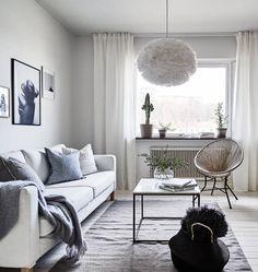 Cozy and light home - via cocolapinedesign.com