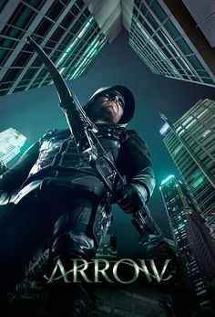 Banco de Séries - Organize as séries de TV que você assiste - Arrow