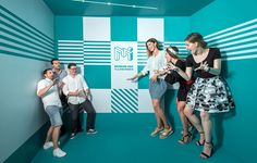 Perception or reality? This museum in Vienna, Austria, may cause you to do a double take Vienna Museum, New Museum, Vienna Waits For You, Interactive Art, Vienna Austria, Double Take, The Magicians, Girl Power, Insight