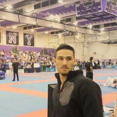 White belts fighting at the New York Open. #ibjjf #NYopen.
