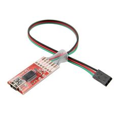 TTL to USB Serial Debug Cable with Original FT232RL for Raspberry Pi A+ / B+ / B / Pi 2 - Red. Use industrial chip: FT232RL.. Tags: #Electrical #Tools #Arduino #SCM #Supplies #Raspberry #Pi