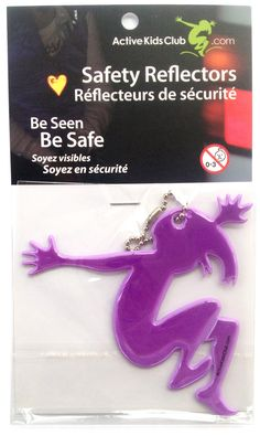 Go Explore Nature: Stocking Stuffer Idea for Outdoor Kids: Safety Reflectors