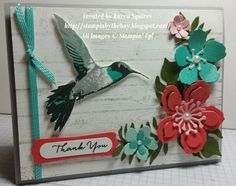 Stampin' By The Bay: Picture Perfect meets Botanical Blooms
