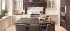 Quartz Countertops for Kitchens, Baths, Outside Living in Orlando, Gainesville Quartz Countertops, Kitchen Countertops, Traditional Modern Kitchens, Home Remodeling, Kitchen Remodeling, Outside Living, Kitchen Tops, Style Tile, French Country House