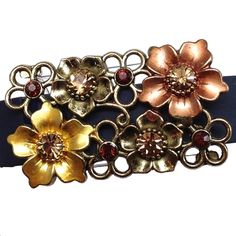 """Fitness Band Bling Accessory - """"Bouquet"""" for FlexTM and UP24TM"""