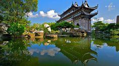 Buddhist Temple, Tainan, #Taiwan 玄空法寺