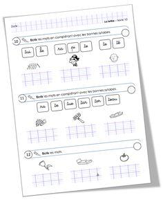 Ludo, My Job, Montessori, Alphabet, Coding, Teaching, School, Blog, Cycle 2