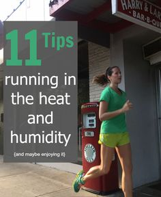 11 tips for running