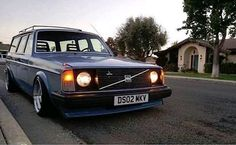 Twilight 240 Volvo Station Wagon, Volvo Wagon, Volvo Cars, Volvo Estate, Volvo 240, Datsun 510, European Tour, Motor Car, Custom Cars