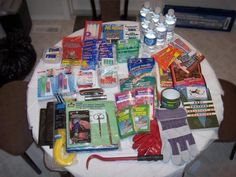 I Make Projects - The 33$ Emergency Preparedness Kit