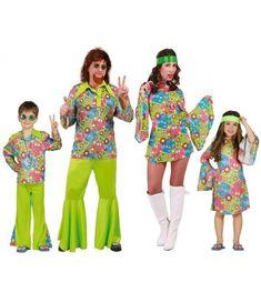 HIPPIE Hippy 60s  fancy dress costume TATTOOS temporary  waterproof last 1 WEEK