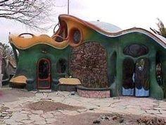 cob house russia