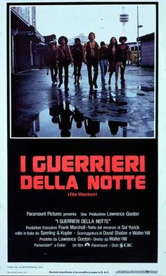 I guerrieri della notte (1979) | FilmTV.it