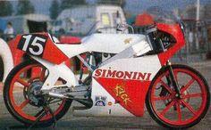 Simonini racing moped