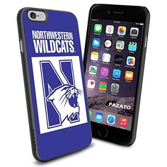 """Northwestern Wildcats iPhone 6 4.7"""" Case Cover Protector for iPhone 6 TPU Rubber Case SHUMMA http://www.amazon.com/dp/B00T3VC3PC/ref=cm_sw_r_pi_dp_nqzmvb1T9DSYG"""