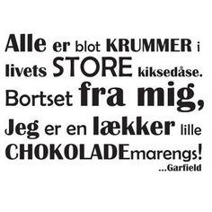 Wallsticker Chokolademarengs - LILLE