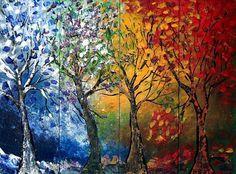 impasto painting - Google Search