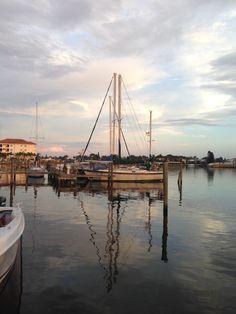 Tampa dock