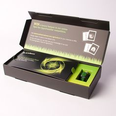 Hinged Lid Boxes For Postal Marketing