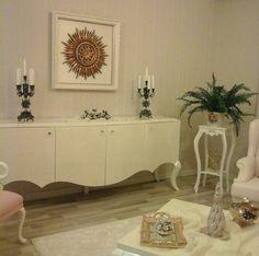 Dekoratif, Duvar dekorasyon, Konsol, Salon