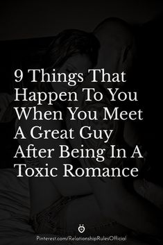 You will expect everything to be bad. You've only ever known bad relationships; and so you're always going to expect a bad relationship. That's all the traumatic effects that being in a toxic relationship can have on you. Pain Quotes, Relationship Rules, Toxic Relationships, Breakup, Philosophy, Romance, Shit Happens, Guys, Life