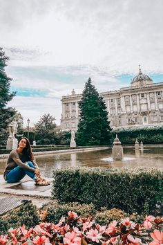 Royal Palace of Madrid, Madrid, Spain Eurotrip, Foto Madrid, Madrid Travel, Dubai Skyscraper, Valencia, Alicante Spain, Historical Monuments, Royal Palace, Photo Location