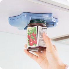 Creative Multifunction Bottle Opener Household Kitchen Can Opener Jar Opener Kitchen Tools & Gadgets