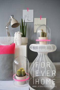 Fluor trend interieur - Neon decoration interieur ...