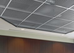 All MESH METAL Ceilings Products Are Designed For Simple And Economical Installation On Standard Exposed