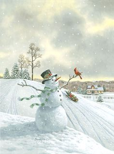 """""""Christmas"""" by Ruth Sanderson"""