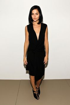 Leigh Lezark, FROW, New York Fashion Week