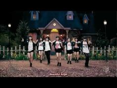 Fairies - White Angel PV/MV [English Subbed]