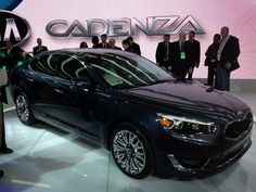 Not gonna lie... This ride is pretty sweet. 2014 Kia Cadenza-Kia has come a long way