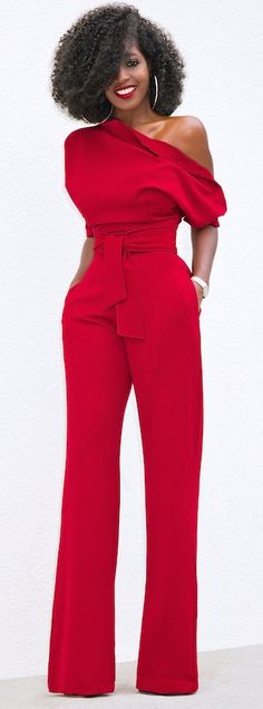 hot red to wear to the office #omgoutfitideas #style #styleinspiration
