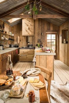 , Ultimate rough-luxe hideaway cabin in Cornwall, UK. , Ultimate rough-luxe hideaway cabin in Cornwall, UK Small Log Cabin, Tiny Cabins, Log Cabin Homes, Cabins And Cottages, Rustic Cabins, Cozy Cabin, Log Cabins Uk, River Cabins, Small Rustic House