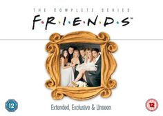 Friends - Season 1-10 Complete Collection (20th Anniversary) [DVD] [2004]