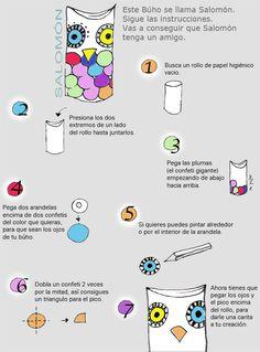 Manualidades infantiles, recetas niños, decoración infantil Petit-on