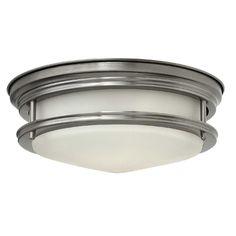 Hinkley Lighting Hadley 2-Light Flush Foyer