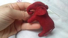 for women Claret baby elephant - wool stuffed elephant - wool felt animal - role play- gift for children - toy for boys -natural gift for Woman Unique Gifts For Girls, Presents For Girls, Gifts For Boys, Toys For Girls, Gifts For Women, Kids Toys, Baby Elephant, Stuffed Elephant, Natural Toys