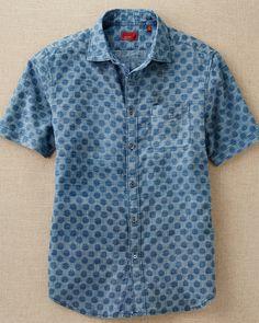 Short Sleeve Sanibel Dobby Sport Shirt