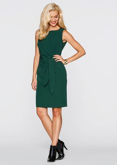 Sukienka Interesujący krój i tkanina w • 129.99 zł • bonprix