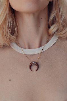 REAGEN HORN – Lili Claspe Jewelry