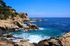 Image detail for -Costa Brava Landscape Near Lloret De Mar (Catalonia, Spain) Royalty ...