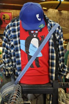 Ocean Beach Surf and Skate has a HUGE selection of clothing and accessories for all your holiday shopping needs!