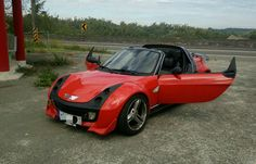 Smart Roadster, Smart Fortwo, Smart Car, Projects