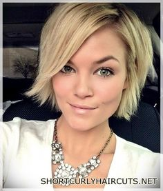 haircuts for fine hair 20 stunning bob haircuts with bangs diy 9506 | 18cf5be5c9506f2c7f32937d23aae9ad